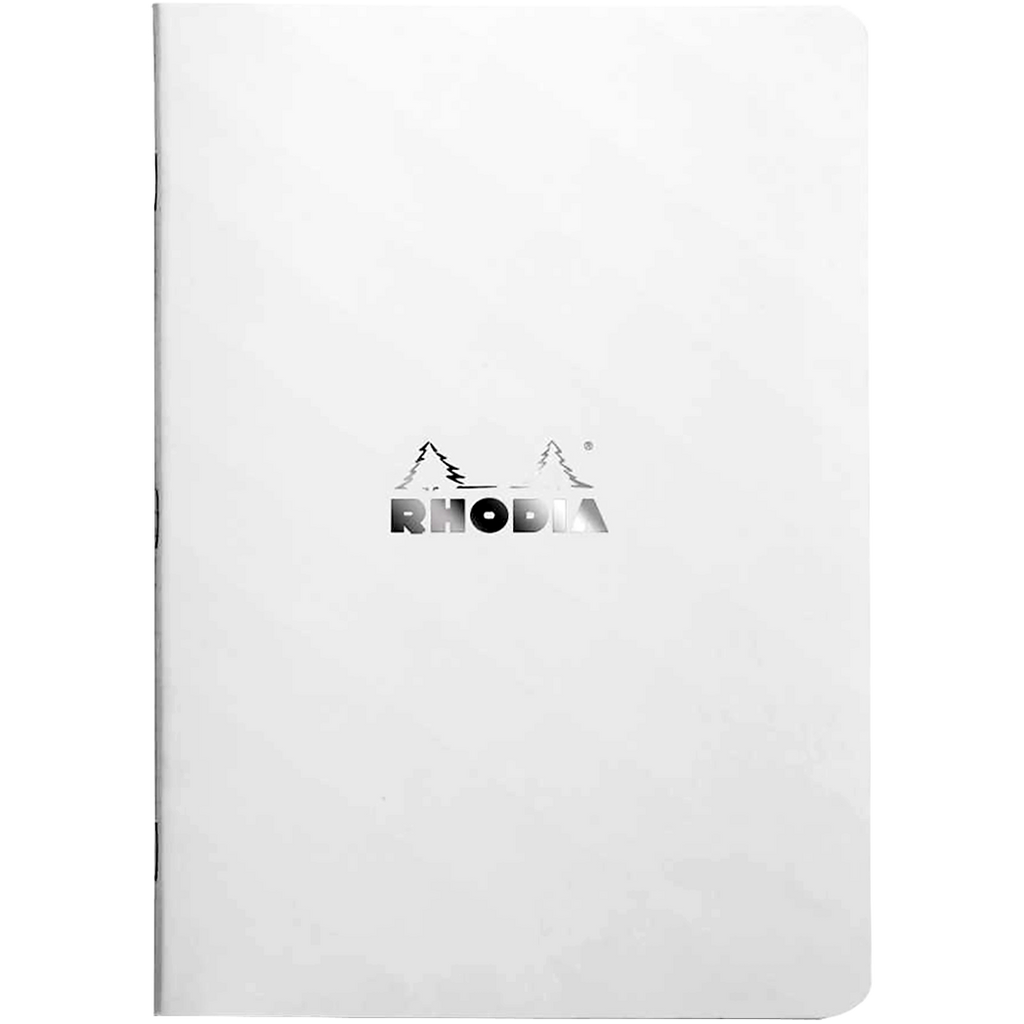 Rhodia Ice Side Stapled A5 Notebooks - Lined-Pen Boutique Ltd