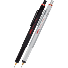 Rotring 800+ Mechanical Pencil and Stylus - 0.5mm Lead-Pen Boutique Ltd