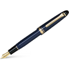Sailor 1911S Fountain Pen - Blue - Gold Trim-Pen Boutique Ltd