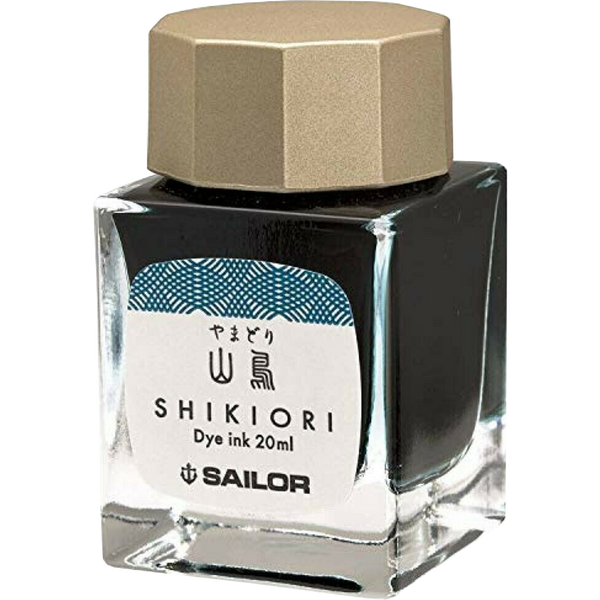 Sailor Ink Bottle - Colors of Four Seasons - Special Edition - Yama-Dori-Pen Boutique Ltd