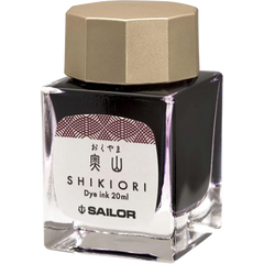 Sailor Colors of Four Seasons Special Edition Oku-Yama Ink Bottle-Pen Boutique Ltd