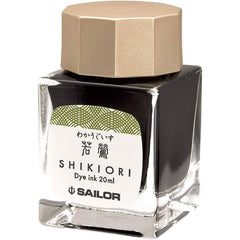 Sailor Bottle Ink - Shikiori - Waka-Uguisu-Pen Boutique Ltd