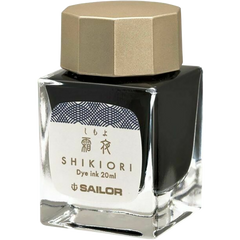 Sailor Four Season Bottled Ink - Shikiori Tsukuyono Minamo Shimoyo - 20ml-Pen Boutique Ltd