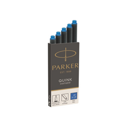 Parker Quink Washable Blue - Ink Cartridges-Pen Boutique Ltd