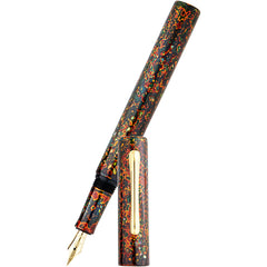 Taccia Reserve Raden Collection Fountain Pen - Limited Edition - Autumn's Leaves