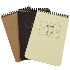 Write Notepads & Co. Notebook - Steno - Dot Grid-Pen Boutique Ltd