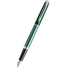 Waterman Hemisphere Fountain Pen - French Riviera Special Edition - Vineyard Green