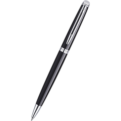 Waterman Hemisphere Essential Black CT Ballpoint Pen-Pen Boutique Ltd