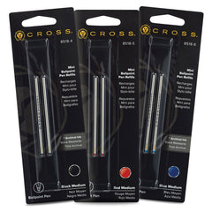 Cross Mini Ballpoint Refill - Dual Pack