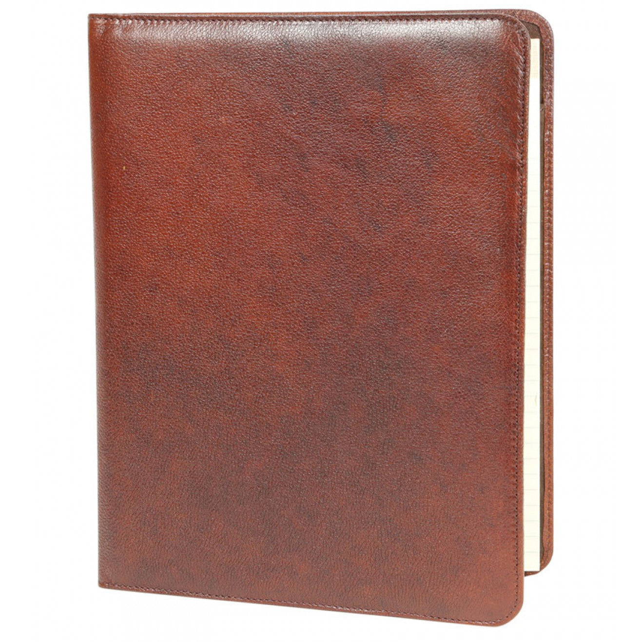 Aston Leather Brown Portfolio-Pen Boutique Ltd