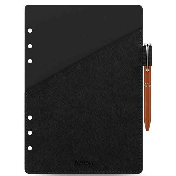 Filofax Organiser Pen Holder A5 Black
