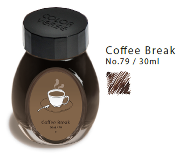 Colorverse Ink - Earth Edition - Joy in the Ordinary - Coffee Break
