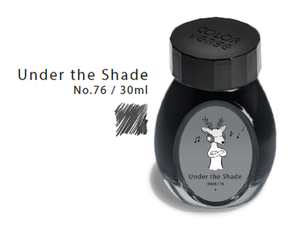 Colorverse Ink - Earth Edition - Joy in the Ordinary - Under the Shade