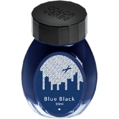 Colorverse Ink - Office Series - Blue Black - 30ml-Pen Boutique Ltd