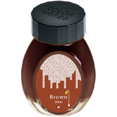 Colorverse Ink - Office Series - Brown - 30ml-Pen Boutique Ltd