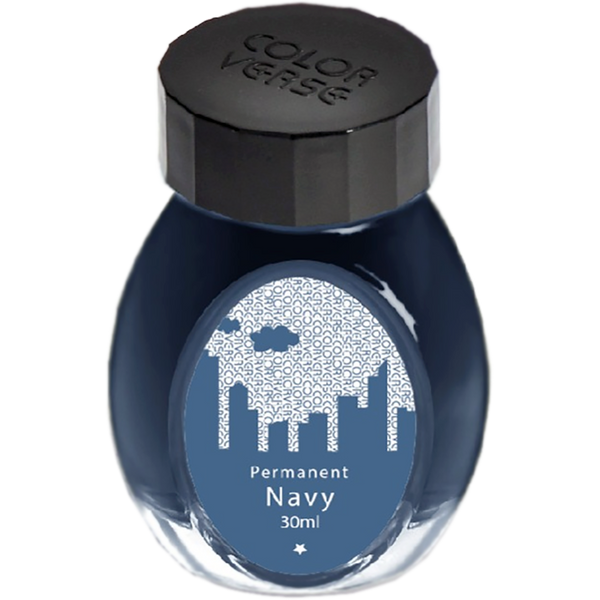 Colorverse Ink - Office Series - Permanent Navy - 30ml