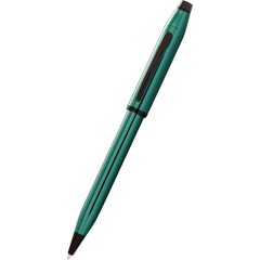 Cross Century II Ballpoint Pen - Translucent Green-Pen Boutique Ltd