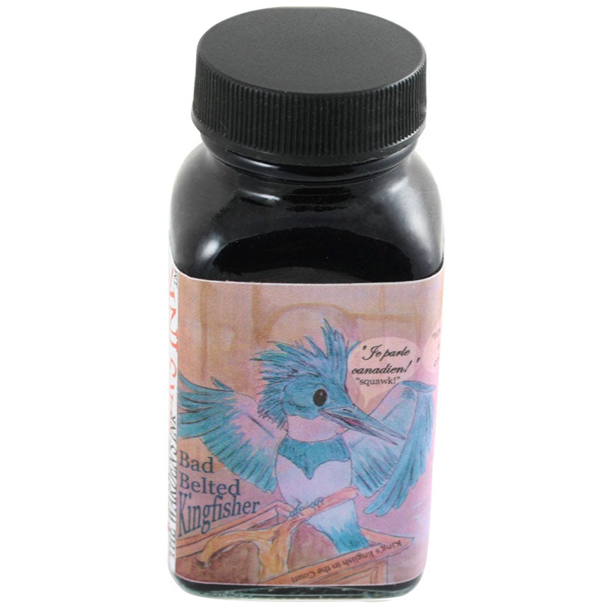 Noodler's Ink Bad Belted Kingfisher 90ml Bottled Ink-Pen Boutique Ltd