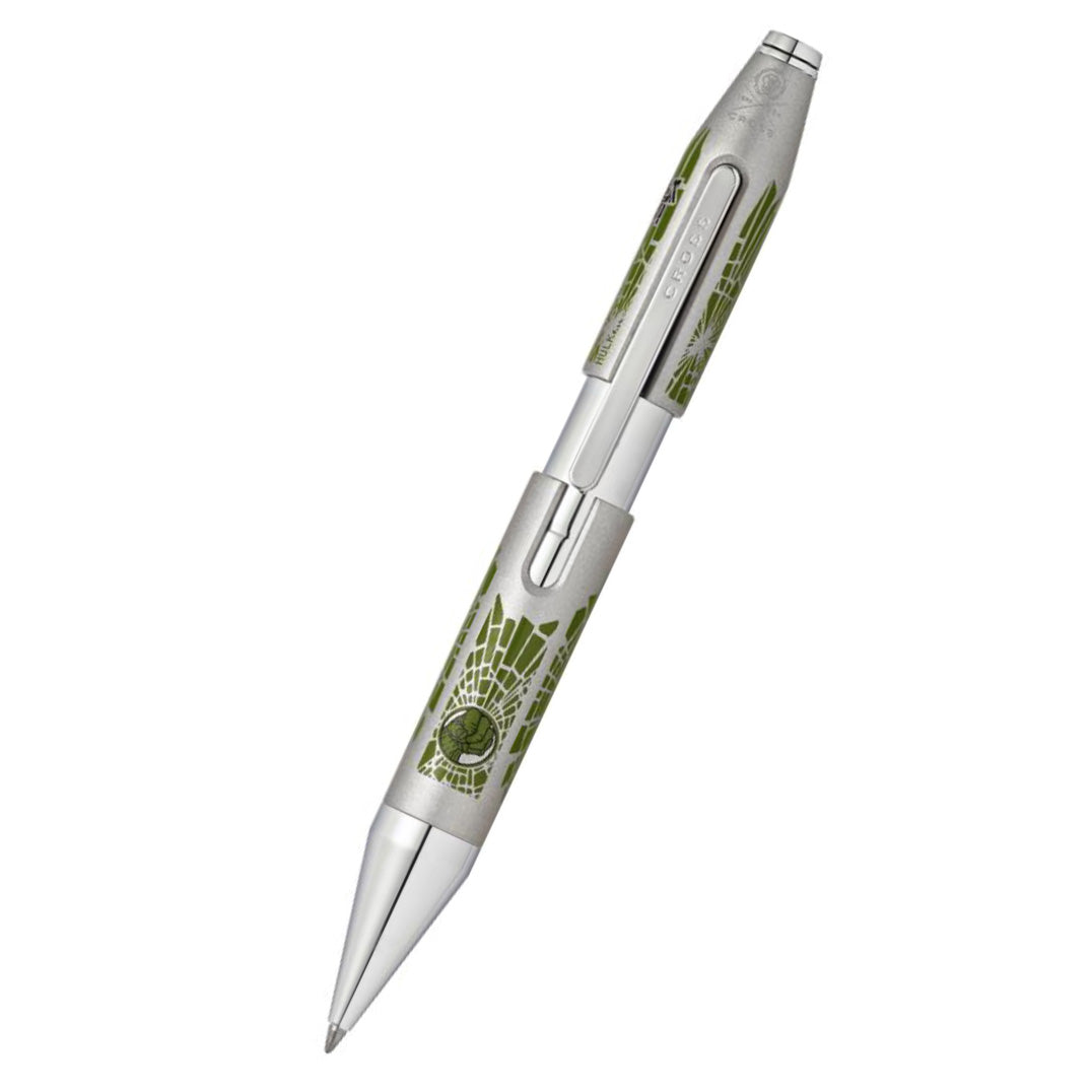 Cross X Marvel Hulk Rolling Ball Pen