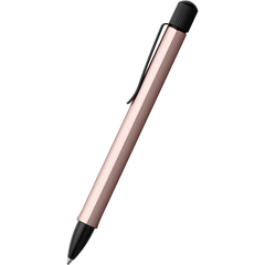 Faber Castell Hexo Ballpoint Pen - Rose-Pen Boutique Ltd