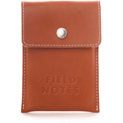 Field Notes Pony Express Leather Pouch - Tan-Pen Boutique Ltd