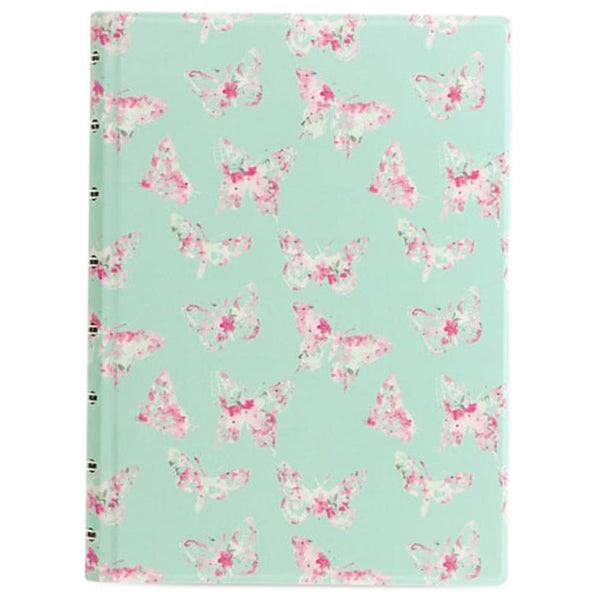 Filofax Patterns A5 Notebook