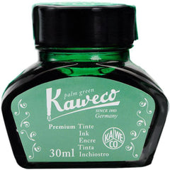 Kaweco Ink Bottle - Green - 30ml-Pen Boutique Ltd