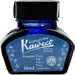Kaweco Ink Bottle - Midnight Blue - 30ml-Pen Boutique Ltd