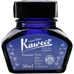 Kaweco Ink Bottle - Royal Blue - 30ml-Pen Boutique Ltd