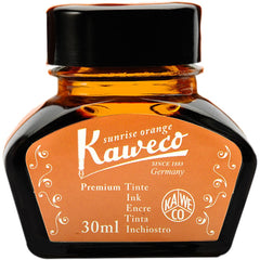 Kaweco Ink Bottle - Sunrise Orange - 30ml-Pen Boutique Ltd