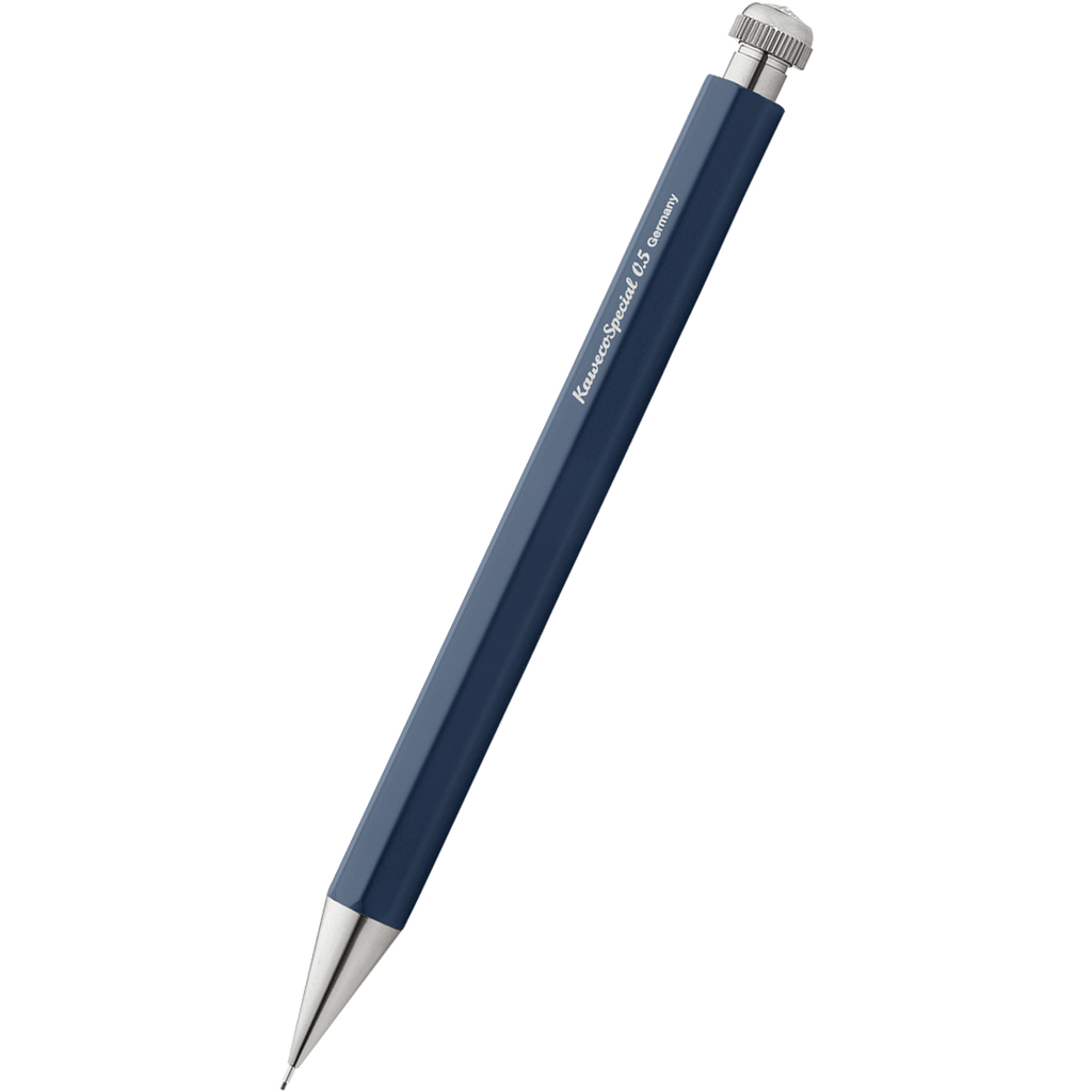 Kaweco Special Mechanical Pencil - Blue - 0.5 mm-Pen Boutique Ltd