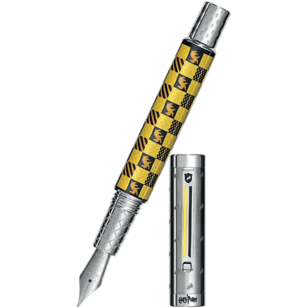 Montegrappa Harry Potter Fountain Pen - Open Edition - Hufflepuff-Pen Boutique Ltd