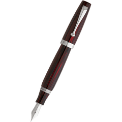 Montegrappa Miya Fountain Pen - Blackcurrent Ebonite (North America Exclusive)-Pen Boutique Ltd