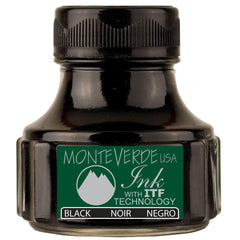 Monteverde Black Ink Bottle - 90ML