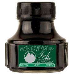 Monteverde Green Ink Bottle