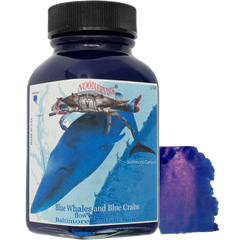 Noodler's Ink Bottle - Baltimore Canyon-Pen Boutique Ltd