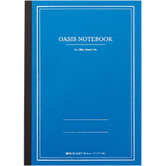 Oasis Notebook - Sky Blue - Large-Pen Boutique Ltd