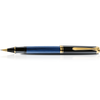 Pelikan Souveran Rollerball Pen - R600 Black/Blue-Pen Boutique Ltd