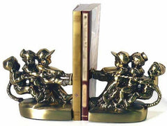 PM Craftsman Tug of War Bookends