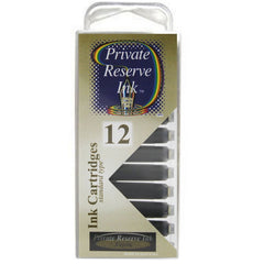 Private Reserve Sepia Short Ink Cartridges 12 per pack