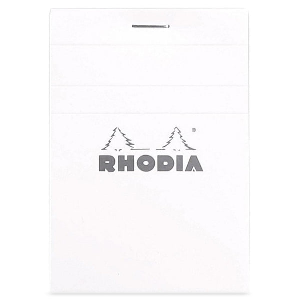 "Rhodia Ice Staplebound Notepad-Lined 3"" X 4"""