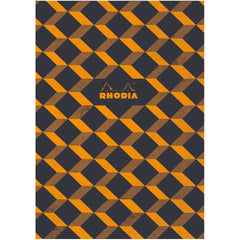 "Rhodia Heritage Sewn Spine Notebook 9.75"" x 7.5"" - Escher Graph - Limited edition"