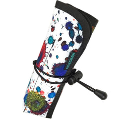 Rickshaw Hand Roll - Ink Splatter (6 Pens)-Pen Boutique Ltd