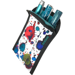 Rickshaw Ink Splatter (3 Pen Plush Coozy)-Pen Boutique Ltd