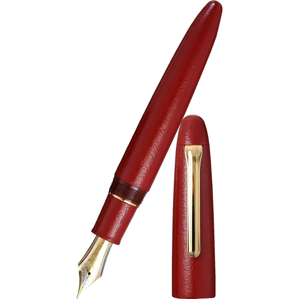 Sailor 1911 Fountain Pen - King of Pens - Iro-Miyabi Suou (Bespoke Dealer Exclusive)-Pen Boutique Ltd