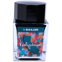 Sailor Bottled Ink - USA State - California - 20ml-Pen Boutique Ltd