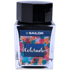 Sailor Bottled Ink - USA State - Colorado - 20ml-Pen Boutique Ltd