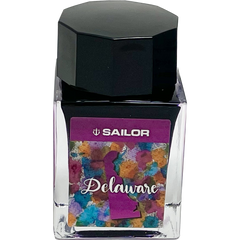 Sailor Bottled Ink - USA State - Delaware - 20ml-Pen Boutique Ltd