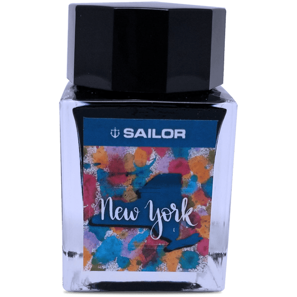 Sailor Bottled Ink - USA State - New York - 20ml-Pen Boutique Ltd