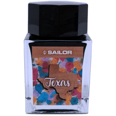 Sailor Bottled Ink - USA State - Texas - 20ml-Pen Boutique Ltd